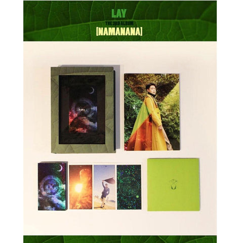 LAY 3RD MINI ALBUM [ NAMANANA ]