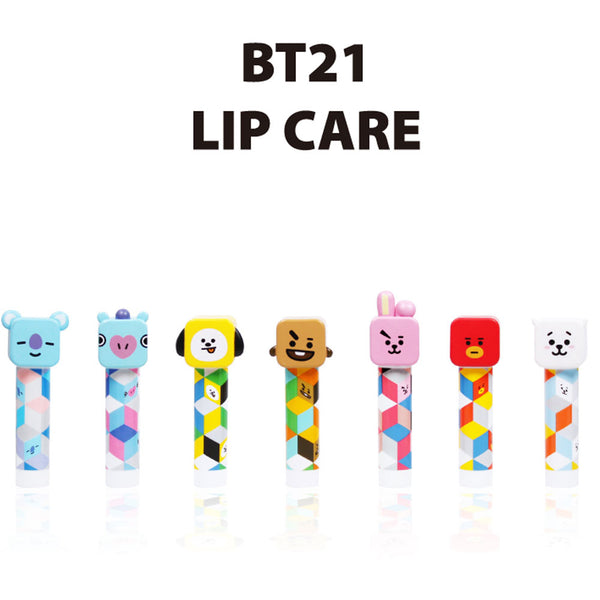 BT21 LIP CARE