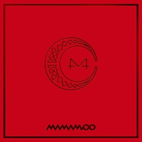 Mamamoo | 마마무 | 7th Mini Album [ Red Moon ]