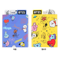 BT21 STICKY MEMO SET