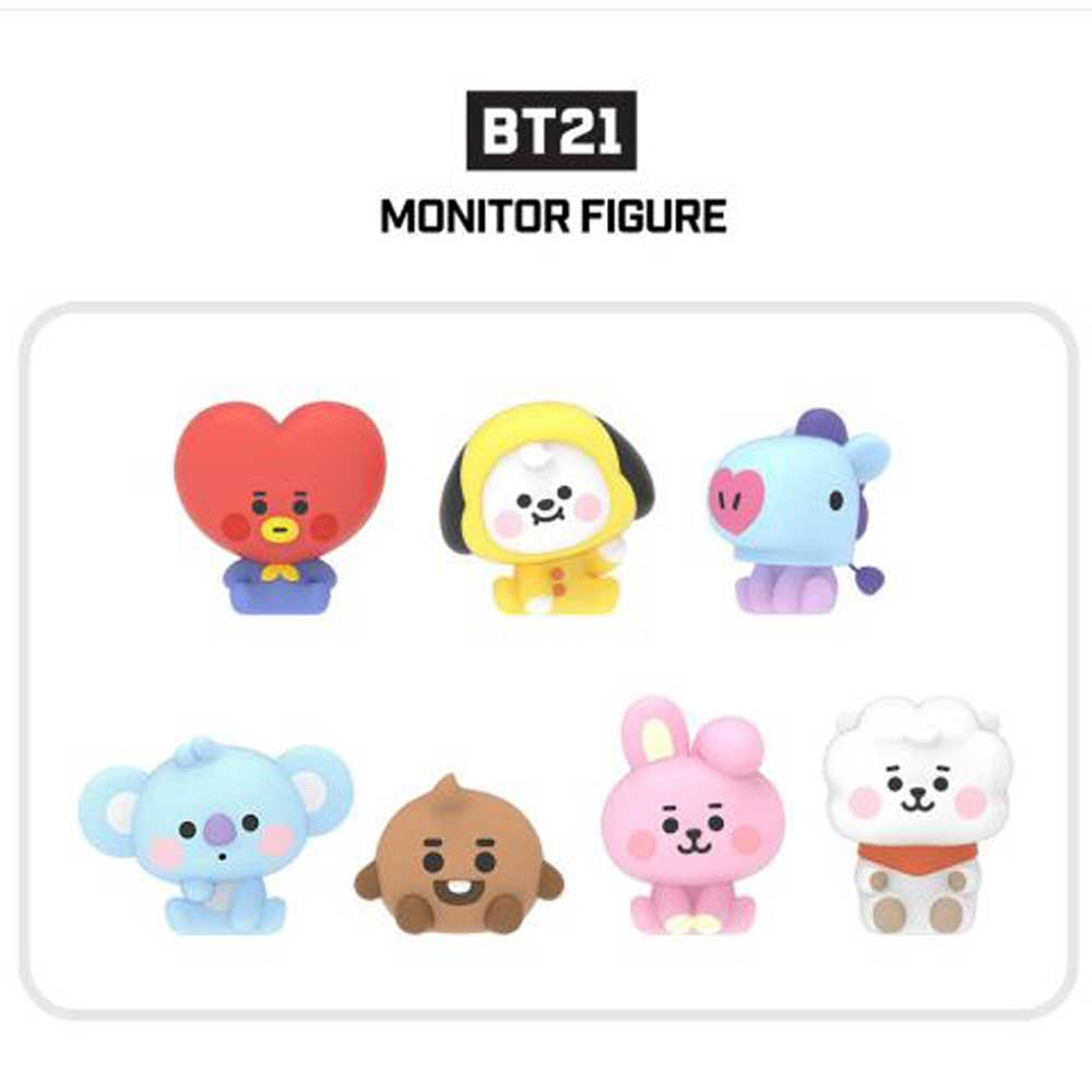 BT21 BABY MONITOR FIGURE | OFFICIAL MD