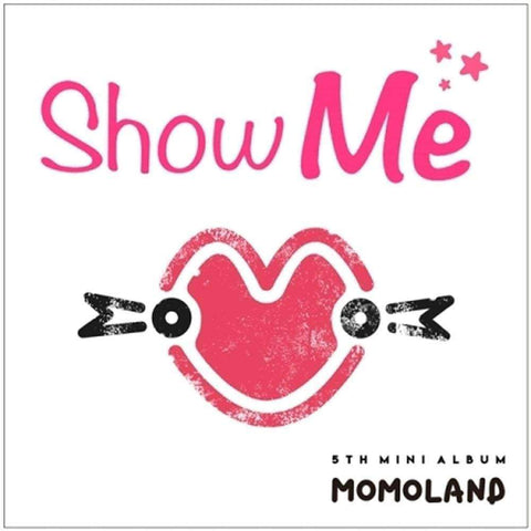 모모랜드 | MOMO LAND 5TH MINI ALBUM [  SHOW ME ]