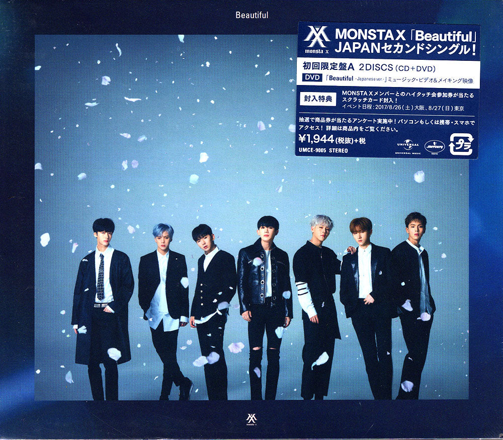 Monsta X / Beautiful