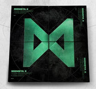 MUSIC PLAZA CD Version I MONSTA X | 몬스타 엑스 | THE CONNECT - DEJAVU
