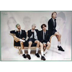 위너 | WINNOR | OUR TWENTY FOR (2 sided) | POSTER