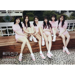 여자친구 | GFRIEND | 5th mini album - PARALLEL | POSTER