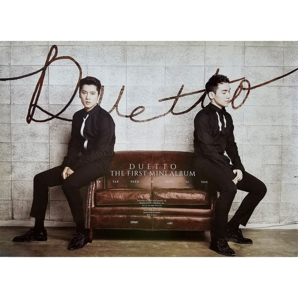 Duetto / the First Mini Album - POSTER