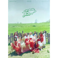 WJSN | FOR THE SUMMER (SPECIAL ALBUM) - Green ver | ONLY POSTER