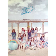 WJSN | FOR THE SUMMER (SPECIAL ALBUM) - Blue ver | ONLY POSTER
