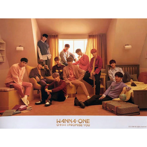 Wanna One | 워너원 | O+I=I | I PROMISE YOU (2 version) | POSTER