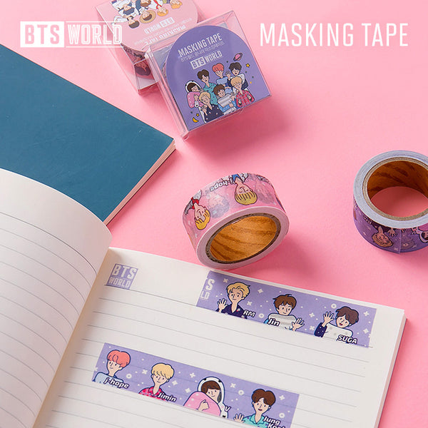 BTS WORLD [ MASKING TAPE ]