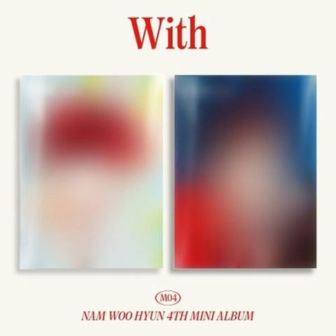 Nam, Woo Hyun | 남우현 | 2nd Mini Album [ Second Write.. ]