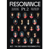 NCT 2020 THE 2ND ALBUM [ RESONANCE PT.2 ] ARRIVAL VER.