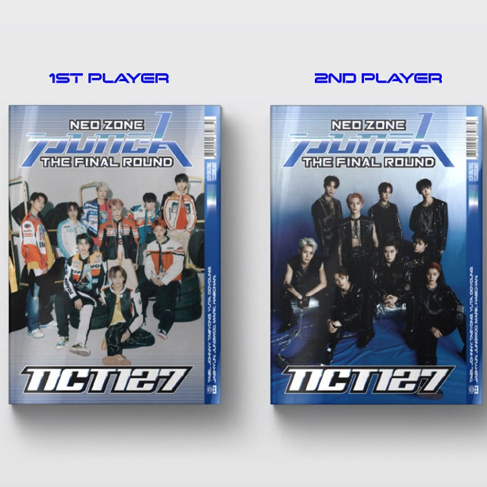 NCT127 2ND ALBUM REPACKAGE [ NCT #127 NEO ZONE : THE FINAL ROUND ]