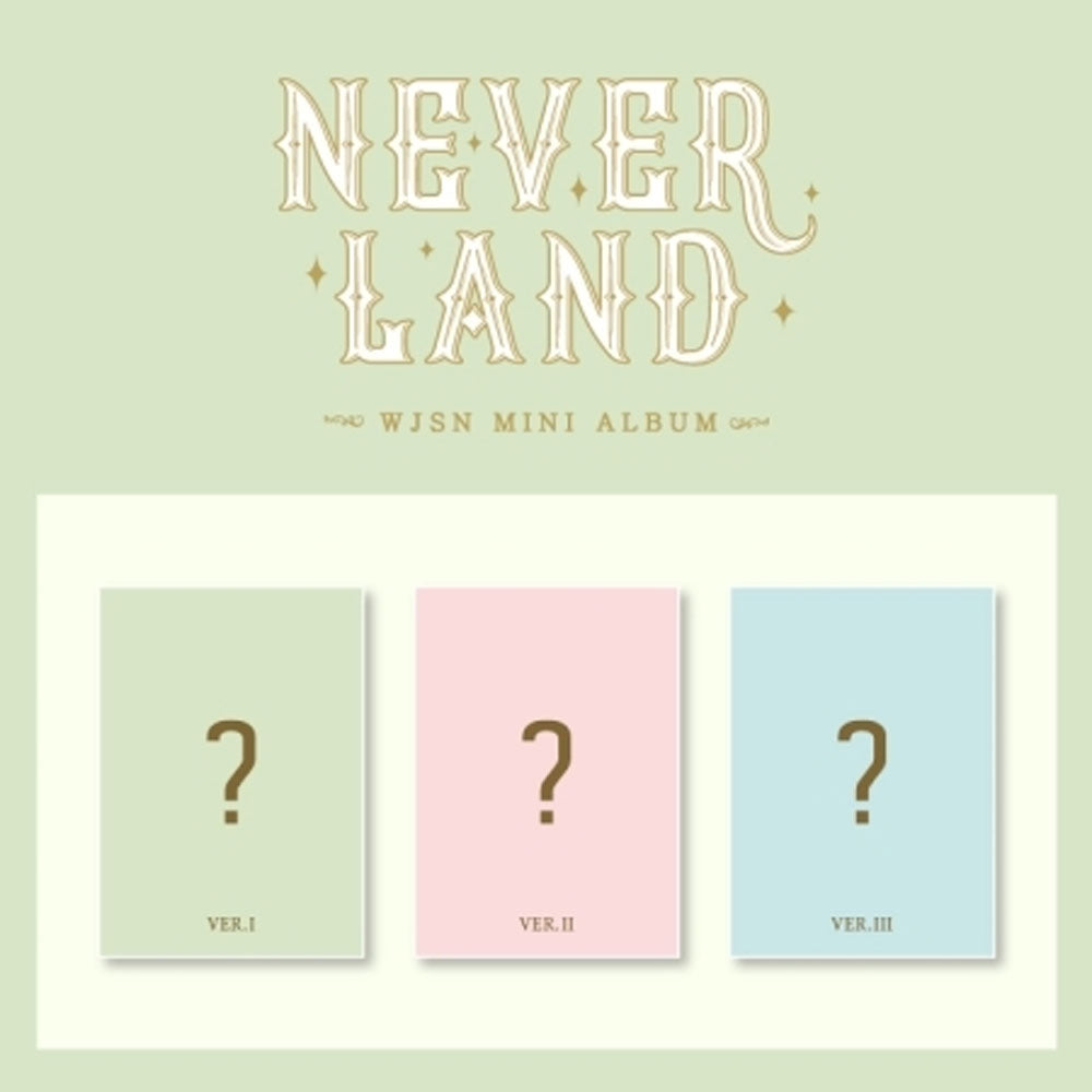 우주소녀 | WJSN MINI ALBUM [ NEVERLAND ]
