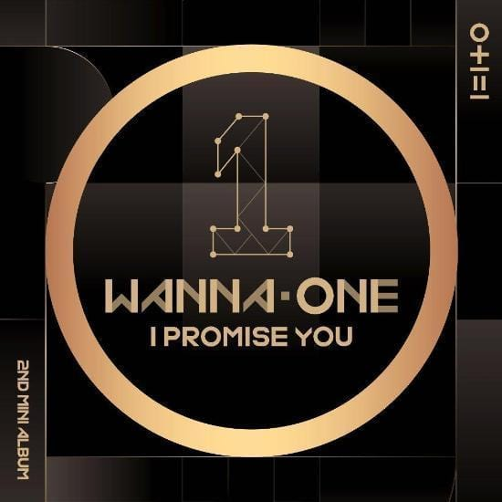 MUSIC PLAZA CD DAY VER. Wanna One | 워너원 | 2ND MINI ALBUM - I PROMISE YOU
