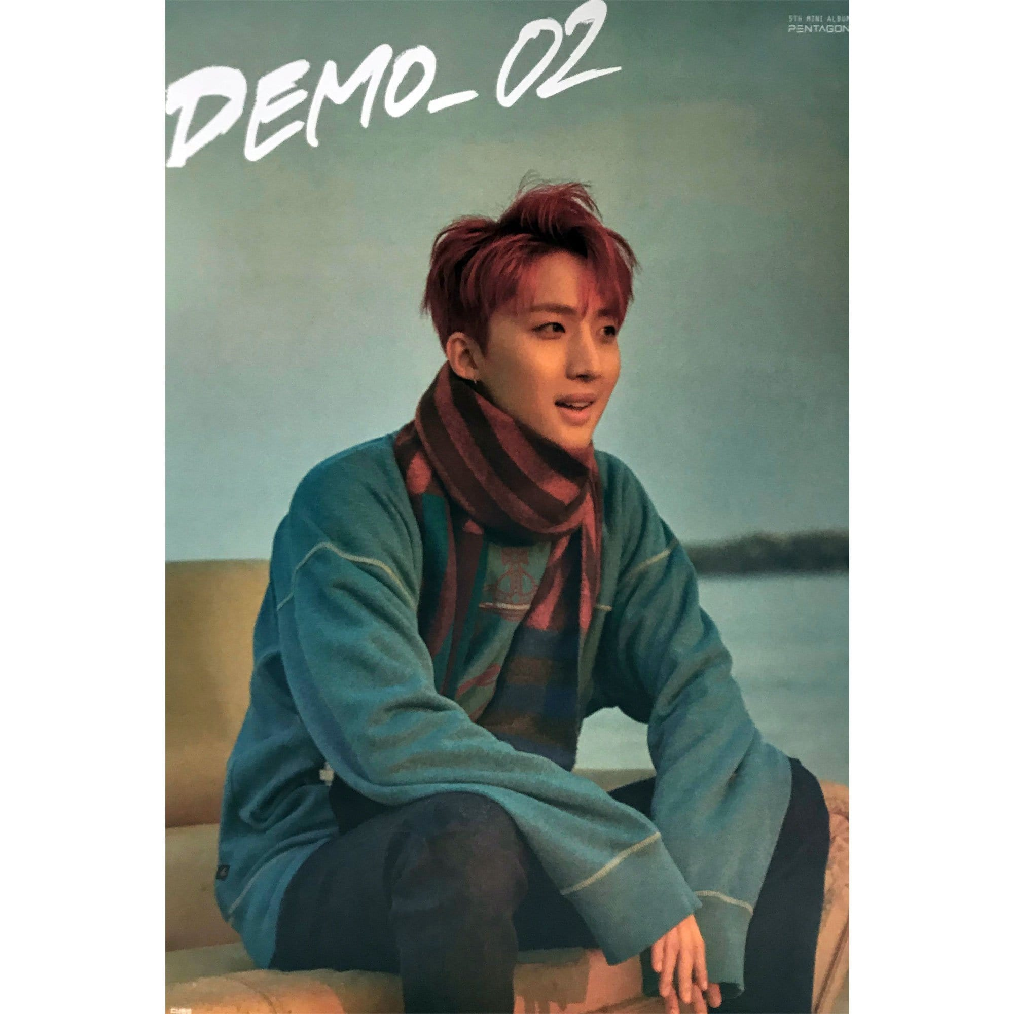 펜타곤 | PENTAGON | 5TH MINI - DEMO_02 | POSTER