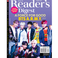 READER'S DIGEST 2020-12 [ BTS ] ASIA EDITION