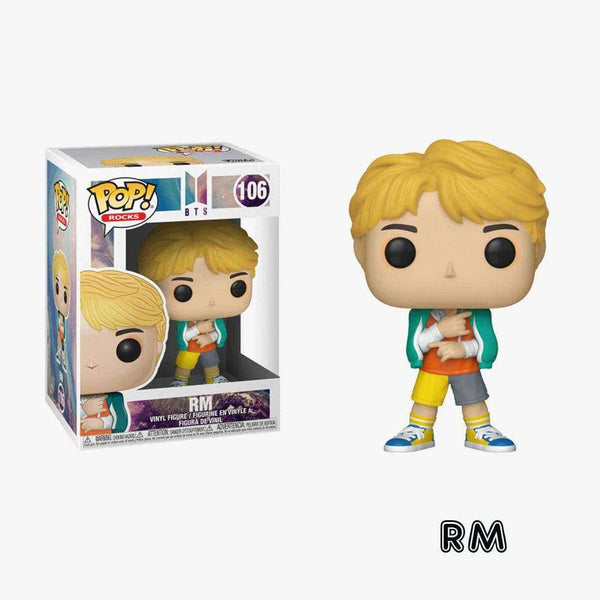 MUSIC PLAZA Goods J-HOPE 방탄소년단| BTS [  FUNKO BTS POP! ROCKS ] VINYL FIGURE