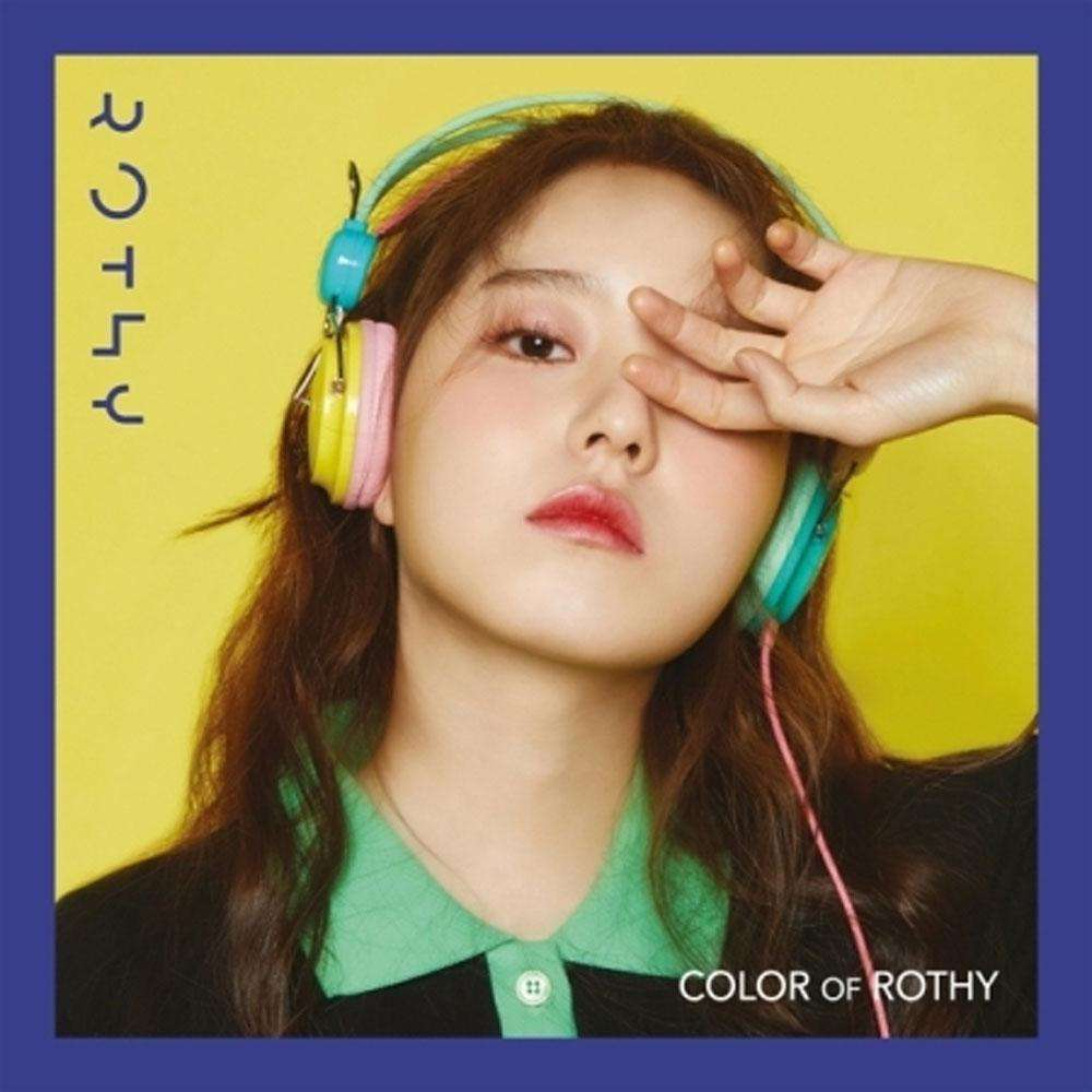 MUSIC PLAZA CD CD 로시 | ROTHY 2ND MINI ALBUM [ COLOR OF ROTHY ]