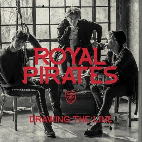 <strong>로얄 파이럿츠 | ROYAL PIRATES</strong><br/>DRAWING THE LINE<br/>1ST EP