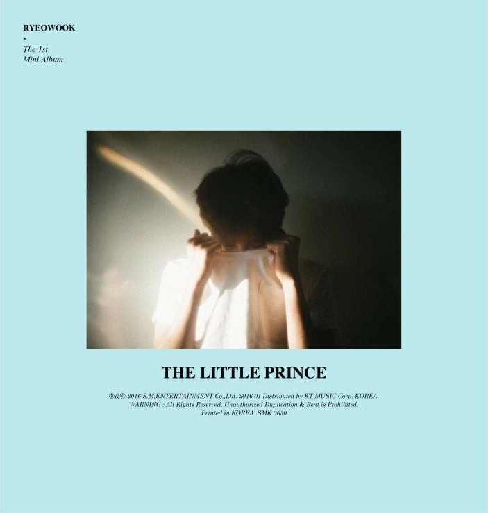 RYEOWOOK The 1st Mini Album (The Little Prince)