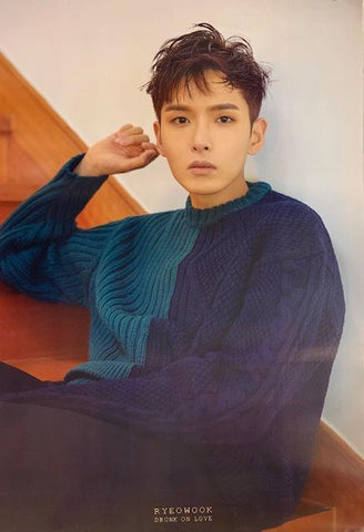 Ryeowook | 김려욱 | Drunk on Love POSTER