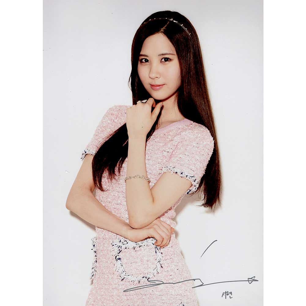SEOHYUN / Girls' Generation Limited Photo [Genuine Official Size A4]