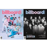 빌보드 코리아 | billboard Korea Vol.3 [ SEVENTEEN ] FOLDED POSTER+POUCH