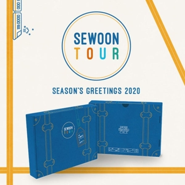 JEONG SEWOON 2020 SEASON'S GREETINGS