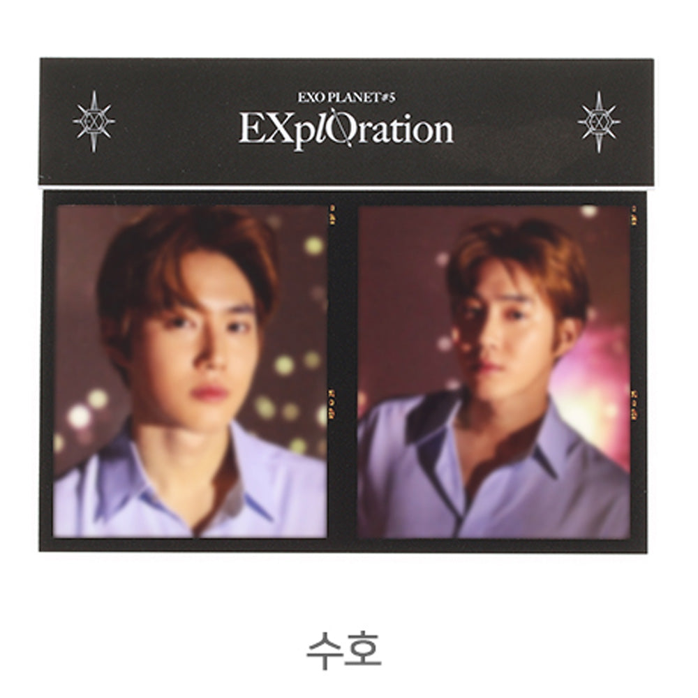 엑소 | EXO PLANET #5 EXplOration OFFICIAL MD [ FILM SET ]