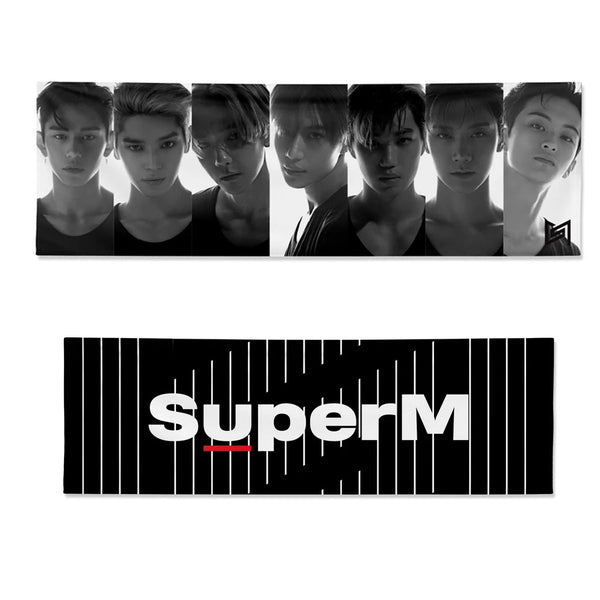 SUPER M FABERIC SLOGAN | OFFICIAL MD