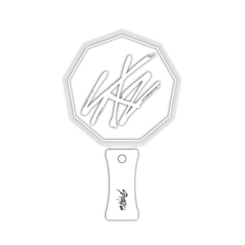 STRAY KIDS - OFFICIAL LIGHT STICK UNVEIL [Op. 02 : I am WHO] (Without battery)