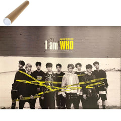 스트레이 키즈 | Stray Kids | I Am Who | POSTER