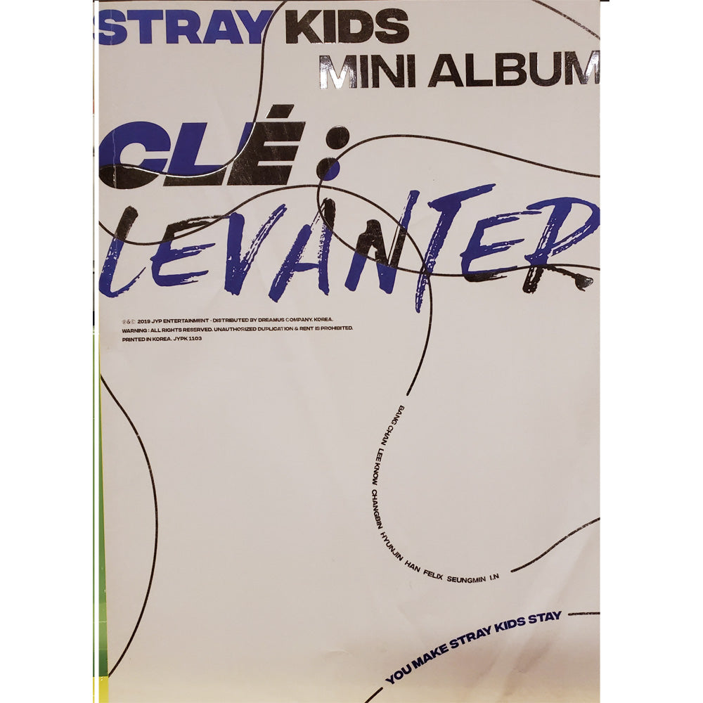 스트레이 키즈 |  STRAY KIDS CLE : LEVANTER  | REGULAR VERSION