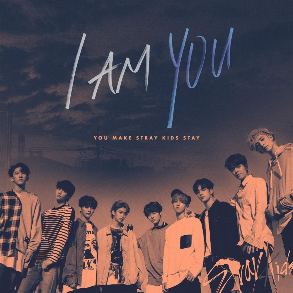 MUSIC PLAZA CD I AM VER. STRAY KIDS | 스트레이 키즈 | 3RD MINI ALBUM [ I AM YOU ]