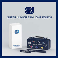 슈퍼주니어 | SUPER JUNIOR OFFICIAL FANLIGHT POUCH(POUCH ONLY)
