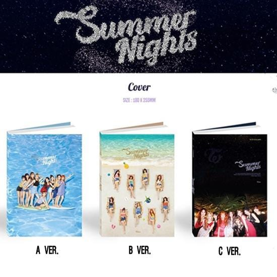 Twice | 트와이스 | The 2nd Special Album [Summer Nights]