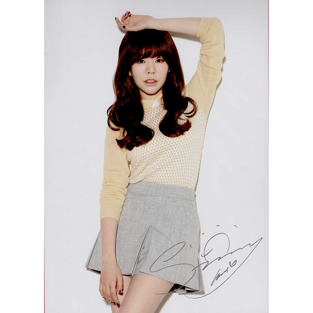 SUNNY / Girls' Generation Limited Photo [Genuine Official Size A4]