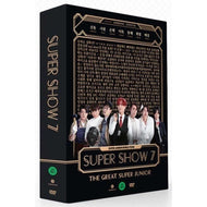 MUSIC PLAZA DVD 슈퍼주니어 | SUPER JUNIOR [ SUPER SHOW 7 ] DVD