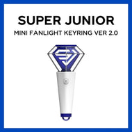 SUPER JUNIOR MINI FANLIGHT KEYRING VER.2
