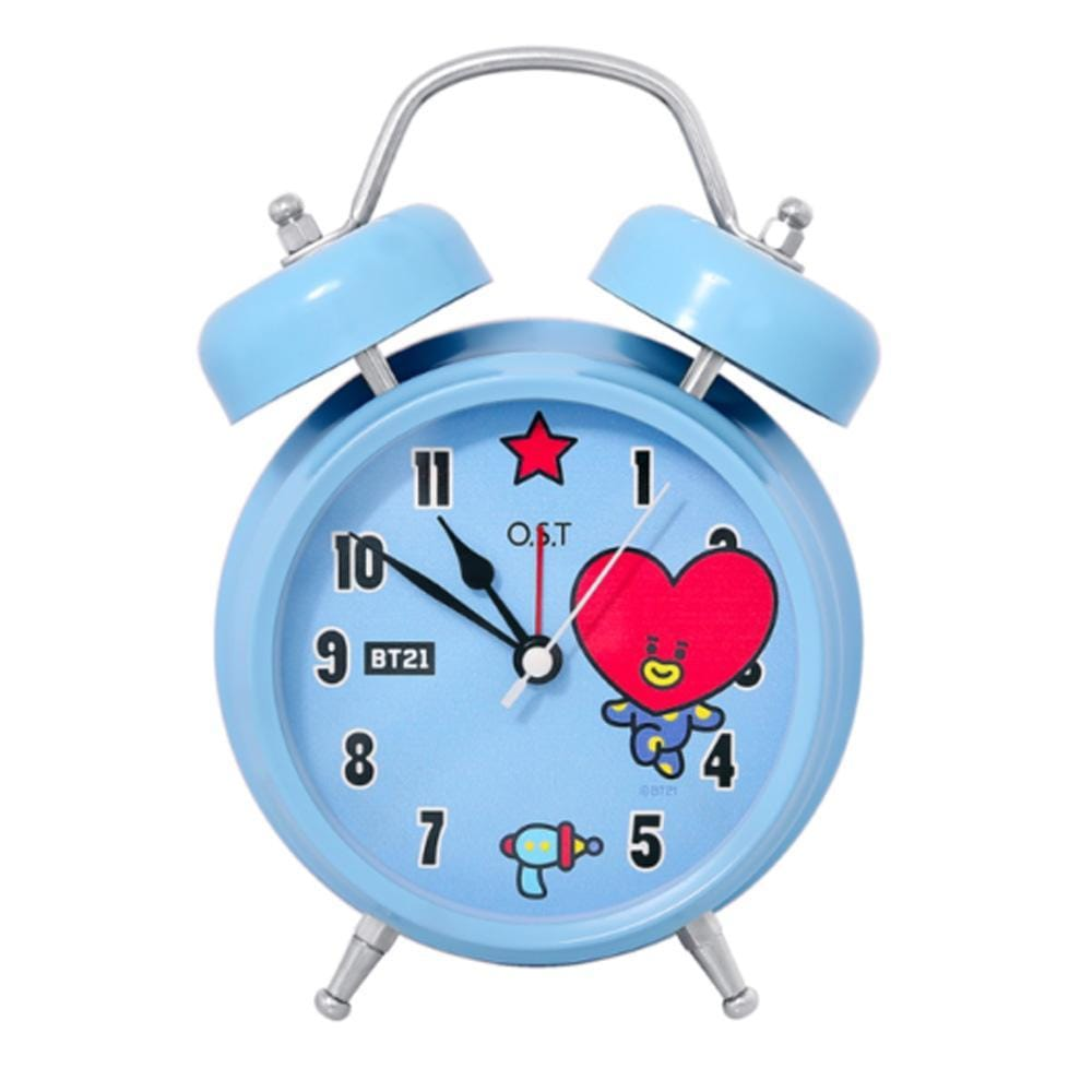 BT21* OST  ALARM DESK CLOCK | OFFICIAL MD
