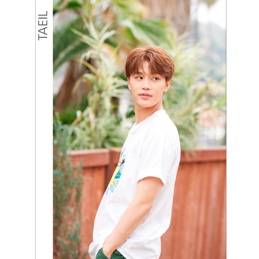 D-ICON VOL 5 [ NCT 127 , AND CITY OF ANGEL ] MAGAZINE PHOTOBOOK
