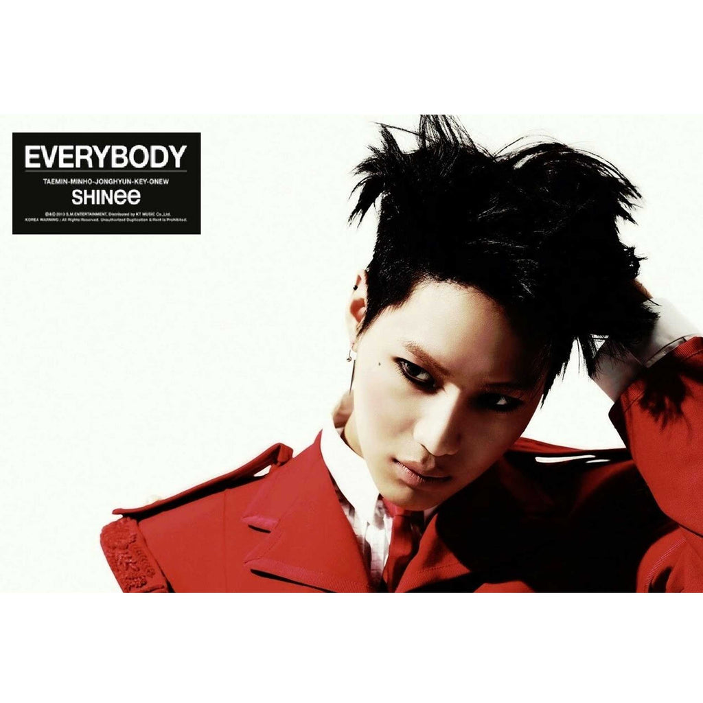 TAEMIN [ EVERYBODY ] POSTER | POSTER ONLY