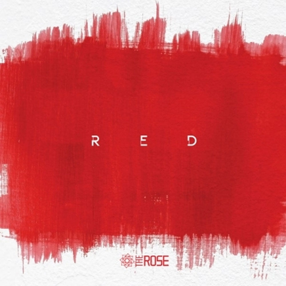 THE ROSE 3RD SINGLE ALBUM [ RED ]