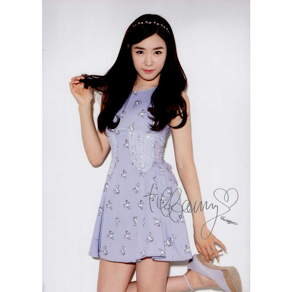 소녀시대 | TIFFANY / Girls'Generation Limited Photo [Genuine Official A4 size]