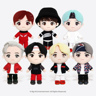 BTS TinyTan Mic Drop Plush Doll