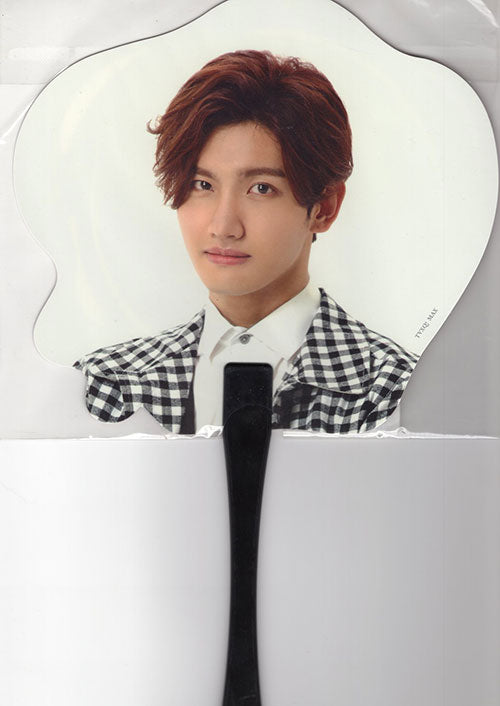 TVXQ  / MAX / Hand Held Fan / Boochae (부채)