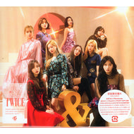 Twice / & Twice (Version A) (Incl. DVD) [Japan Import]