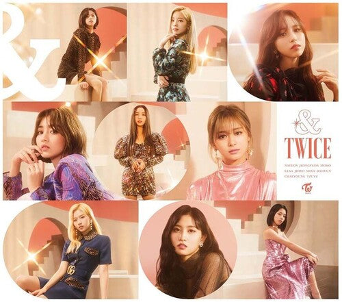 Twice / & Twice (Version B) (Incl. DVD) [Japan Import]